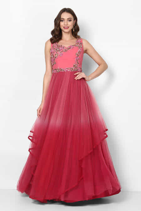 Gowns On Rent In Kolkata Gown Rental Online Flyrobe