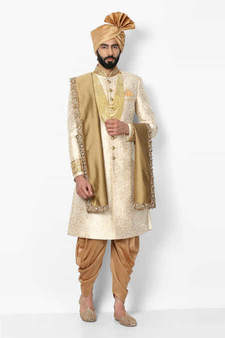 dcebae4dd3 Sherwani for Mens Wedding - Rent Latest Designer Groom Sherwani ...