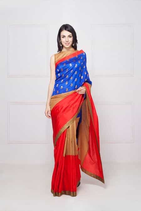 c1a85e1e3f Buy Sarees: Clearance Sale on Designer Collection up to 80% off -  Flyrobe.com