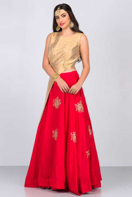 945819f886 Buy Kurta Lehenga Set: Clearance Sale on Designer Collection up to 80% off  - Flyrobe.com