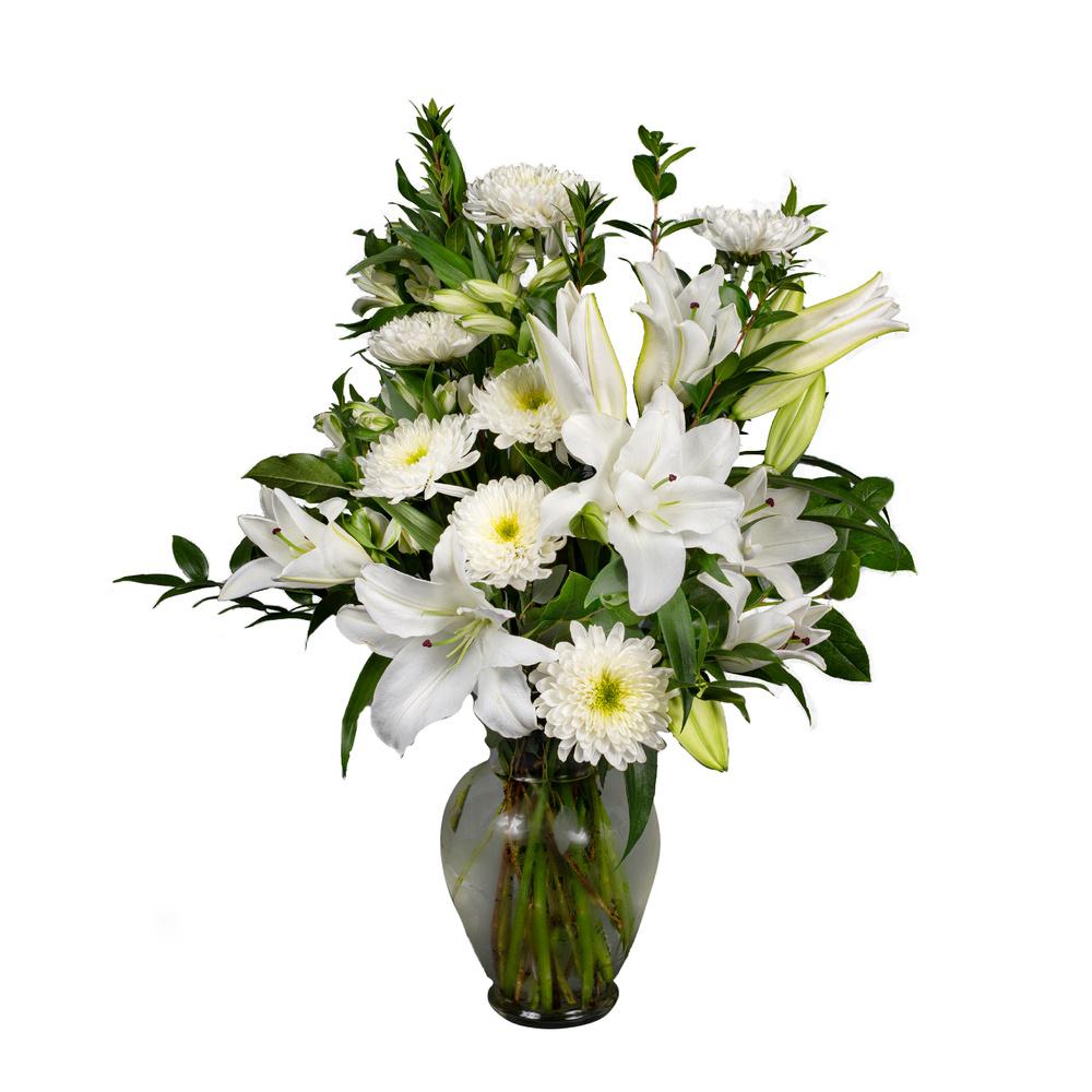 Wonderful In White