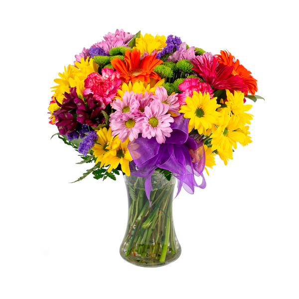 Gorgeous Gem Tones - Floral Arrangement