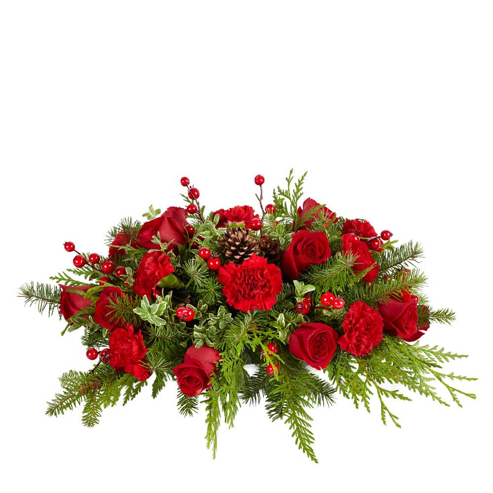 Holiday Heritage - Floral Arrangement
