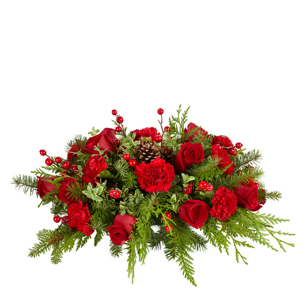 Holiday Heritage - Floral Arrangement