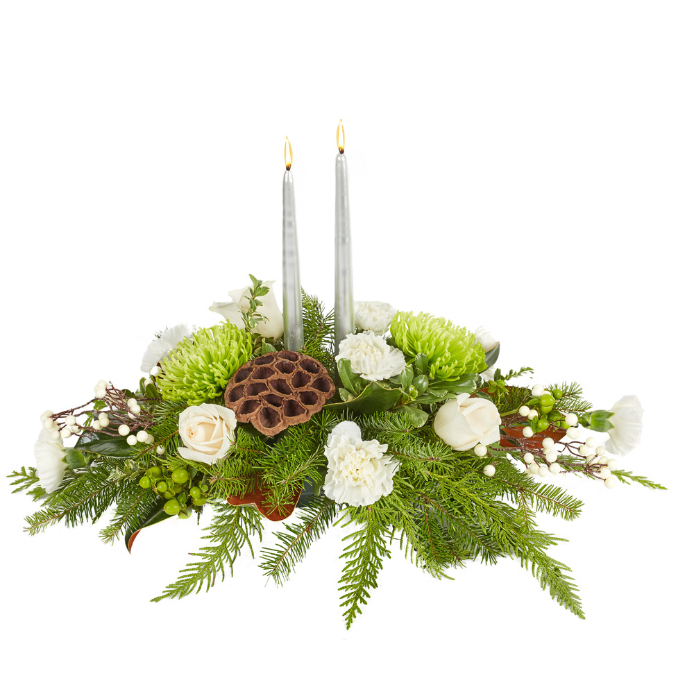 Holly Jolly Christmas - Floral Arrangement