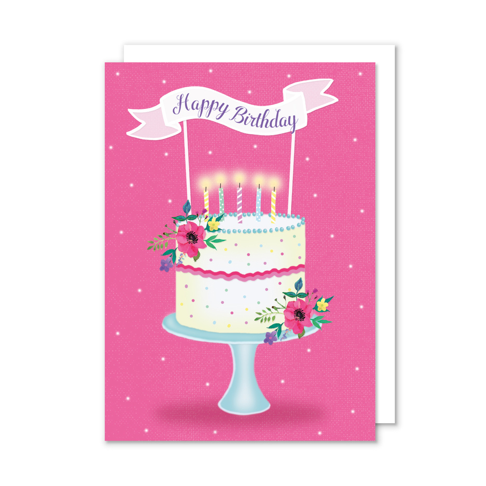Female Birthday Card
