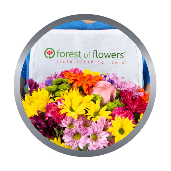 Mother's Day Arrangement Designed by Our Florists