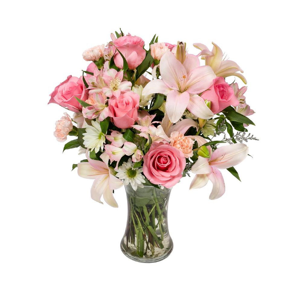 Pastel Perfection - Floral Arrangement