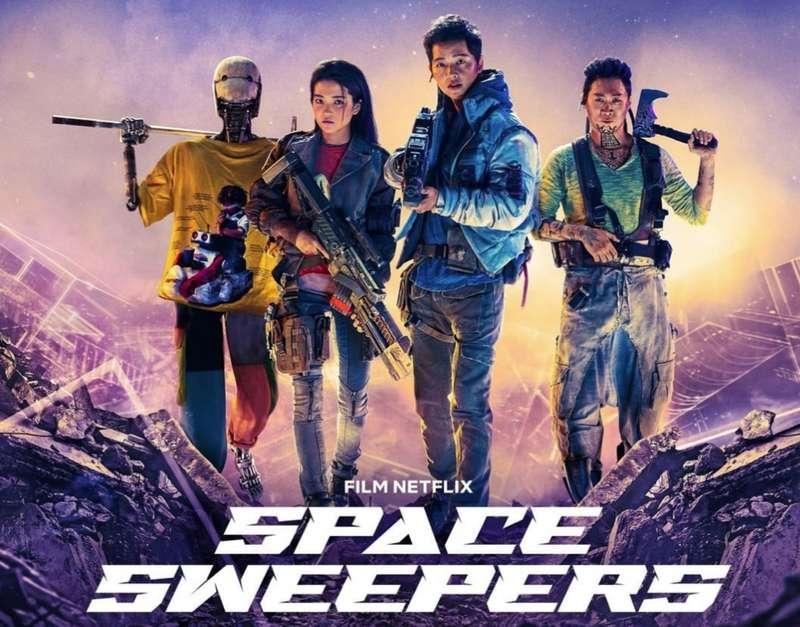 """Berhubungan dengan Indonesia! Ini Fakta Lain Film """"Space Sweepers"""" yang  Sempat Puncaki Netflix"""