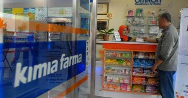 Lima Cabang Apotek Kimia Farma Sediakan Obat Gratis untuk Telemedicine, Mana Saja?