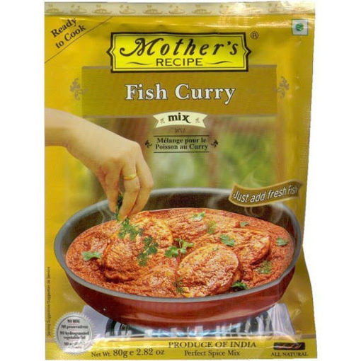 MOTHER RECIPE FISH CURRY