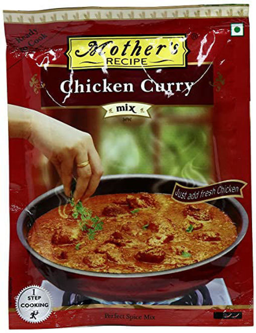 MOTHER RECIPE CHICKEN CURRY