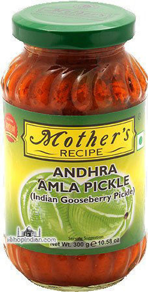 MOTHERS SPICY AMLA PICKLE 400