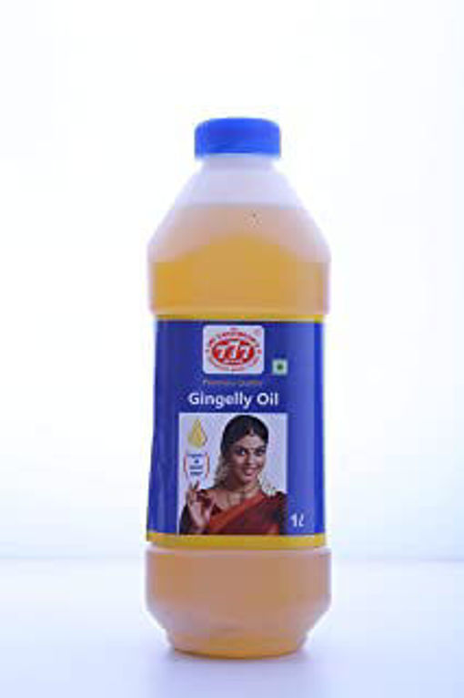 Picture of 777 GINGELLY OIL 5L