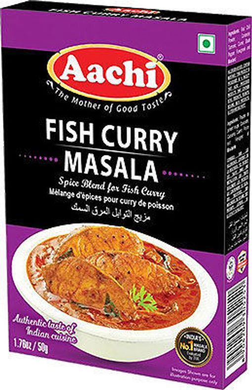 Picture of AACHI FISH CURRY MASALA