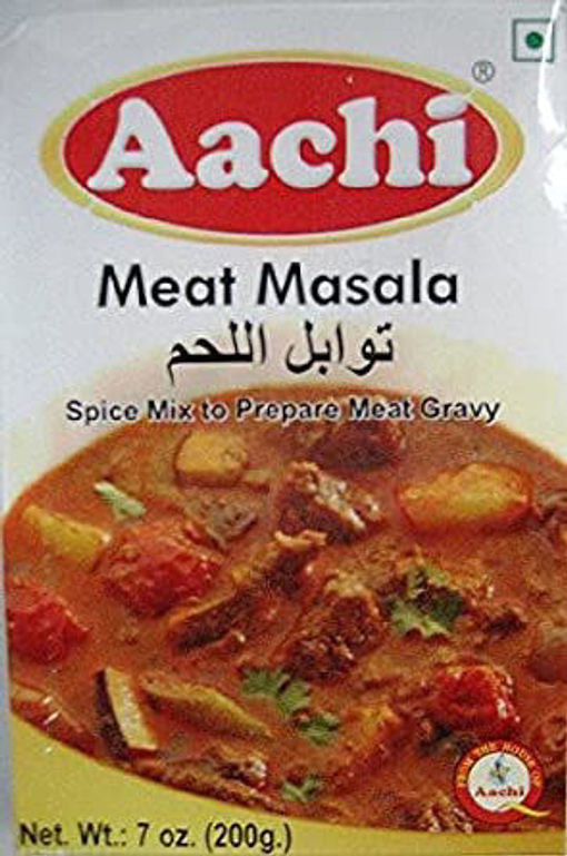 Picture of AACHI MEAT MASALA 7OZ/200G