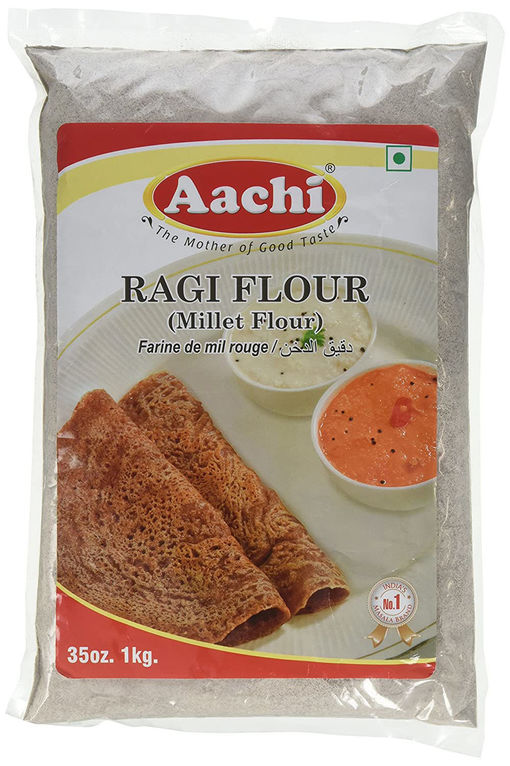 Picture of AACHI SPROUTED RAGI FLOUR 2.2LB/1KG
