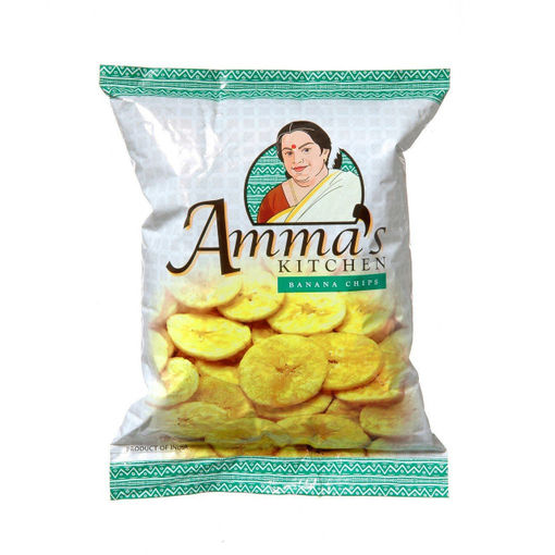 Picture of AMMA BANANA CHIPS 14OZ/400G
