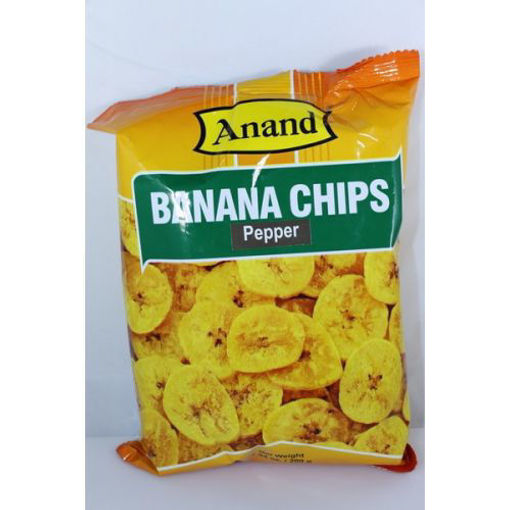 Picture of ANAND BANANAND CHIPS PEPPER 7OZ/200G