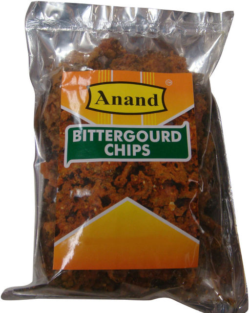 Picture of ANAND BITTER GOURD CHIPS 200G