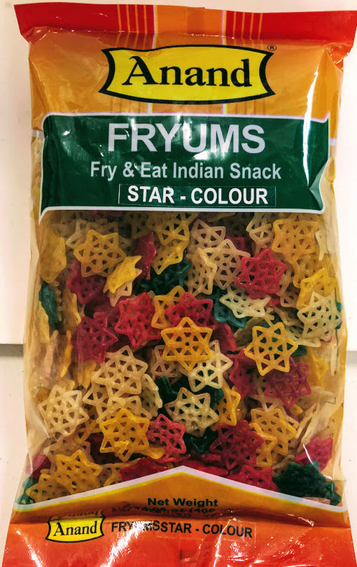 Picture of ANAND FRYUMS STAR PLAIN 14OZ/400G