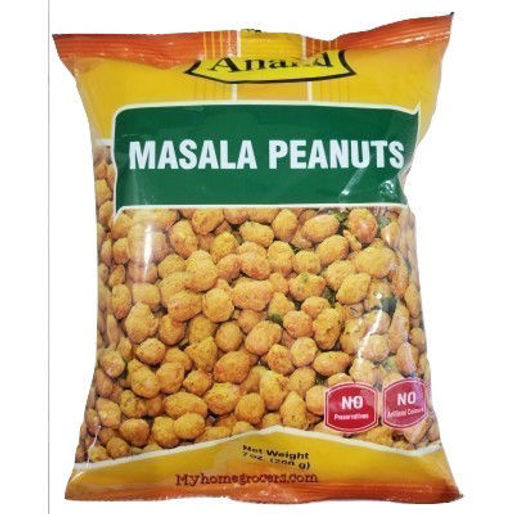 Picture of ANAND MASALA PEANUTS 200G