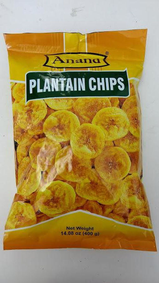 Picture of ANAND PLANTAIN CHIPS 14OZ/400G