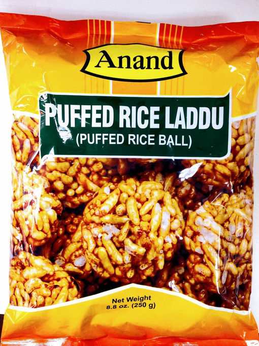 Picture of ANAND PUFFED RICE LADOO 250G