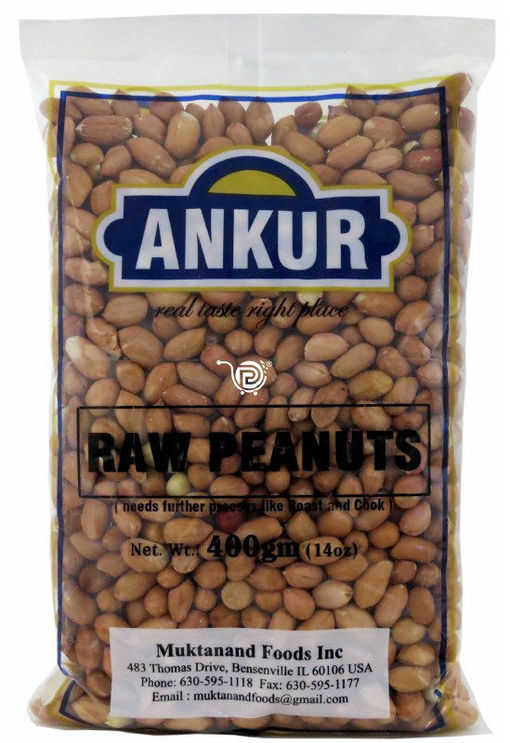 Picture of ANKUR PEANUTS 14OZ/400G