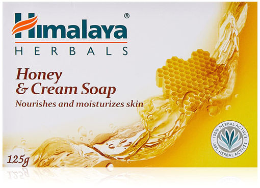 Picture of HIMALAYA HONEY SOAP 125G