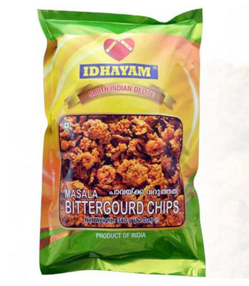 Picture of IDHAYAM BITTERGOURD CHIPS 12OZ