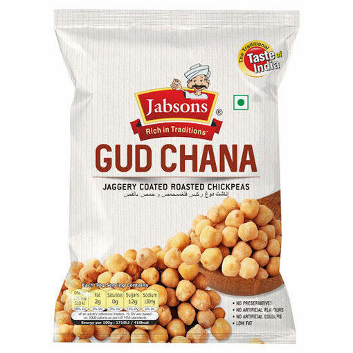 Picture of JABSON CHANA GUD 150 GM