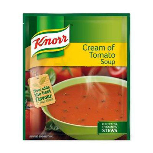 Picture of KNORR TOMATO SOUP 55 GM
