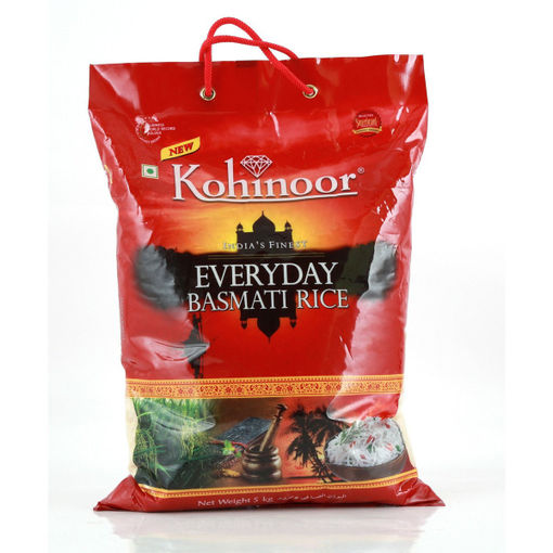 Picture of KOHINOOR EVERY DAY BASMATI 10LB