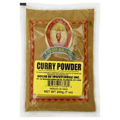 Picture of LAXMI CURRY POWDER 7OZ/200G