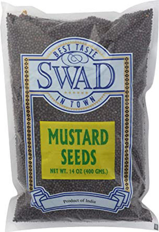 Picture of SWAD MUSTARD SEEDS 14OZ/400G