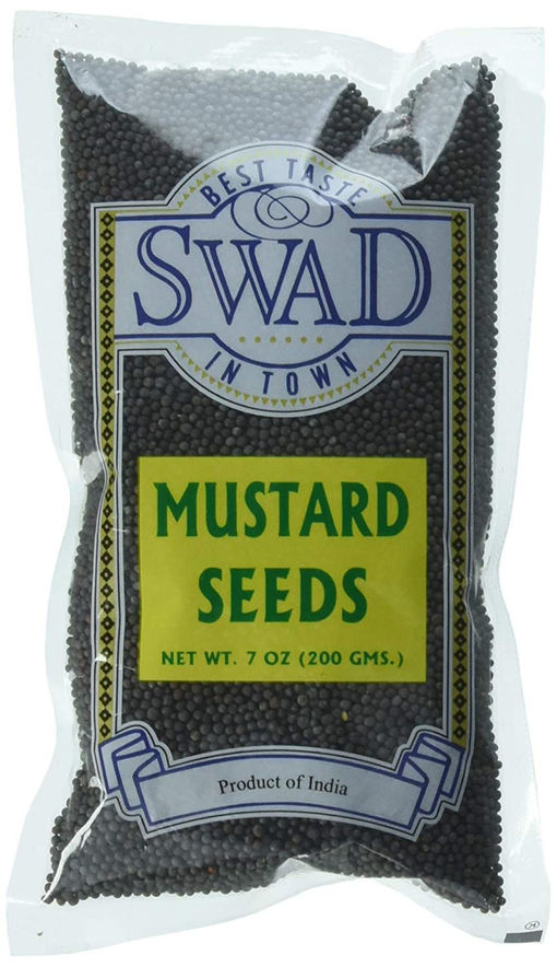 Picture of SWAD MUSTARD SEEDS 7OZ/200G