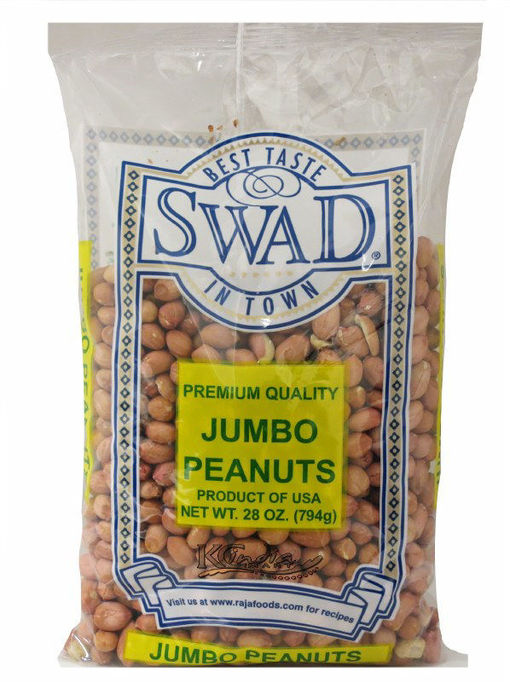 Picture of SWAD RAW PEANUTS 28OZ/800G