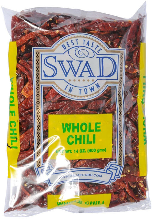Picture of SWAD RED CHILLI WHOLE 7OZ/200G