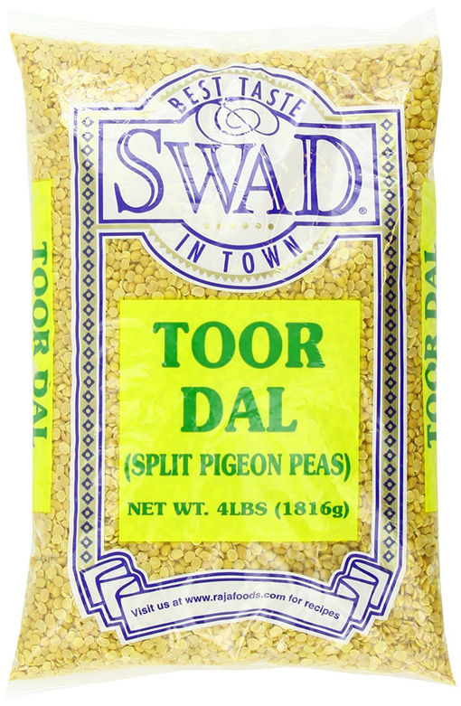 Picture of SWAD TOOR DAL 4LB