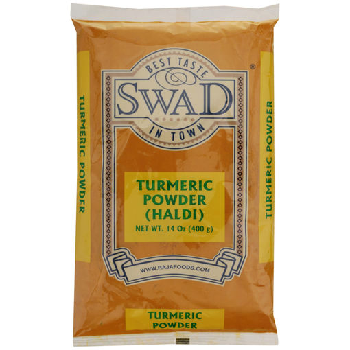 Picture of SWAD TURMERIC POWDER 14OZ/400G