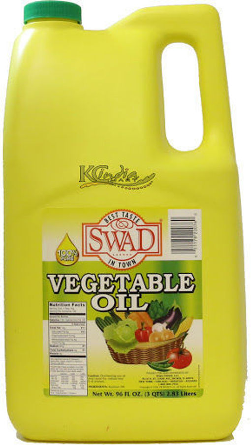 Picture of SWAD VEGETABLE OIL 3 QT
