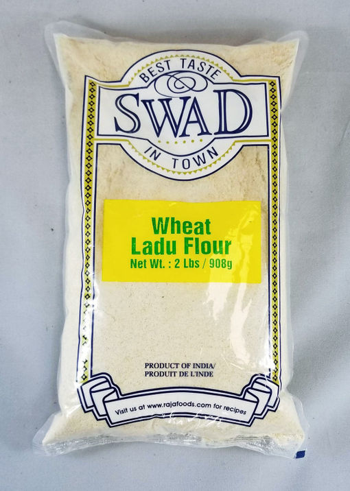 Picture of SWAD WHEAT LADOO FLOUR 2LB