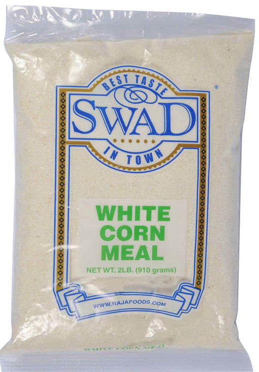 Picture of SWAD WHITE CORN MEAL 2 LBS