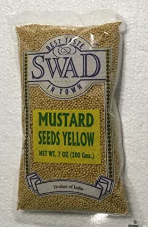 Picture of SWAD YELLOW MUSTARD 7OZ/200G