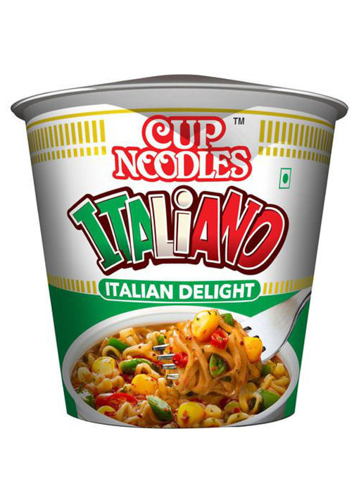 NISSAN CUP NOODLES ITALIANO