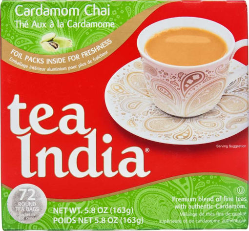 Picture of TEA INDIA 72 BAGS
