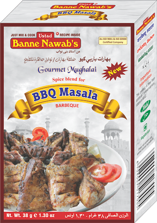 Picture of USTAD BBQ MASALA