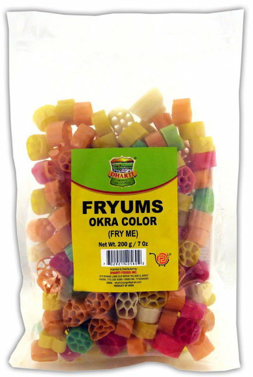 Picture of DHARTI FRYUMS OKRA 7OZ/200G
