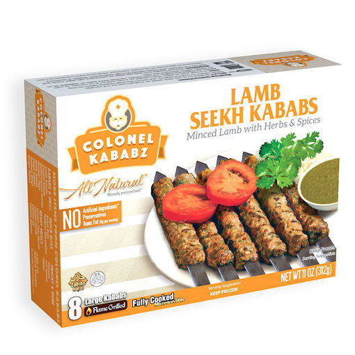 COLONEL LAMB SEEKH KABABS